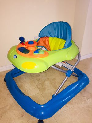 Baby walker for Sale in Port St. Lucie, FL