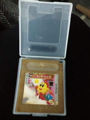 Pacman game boy game for Sale in Webster Groves, MO