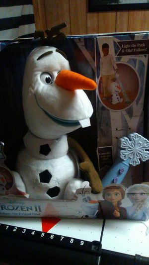 Frozen ll follow me olaf for Sale in Eldersburg, MD