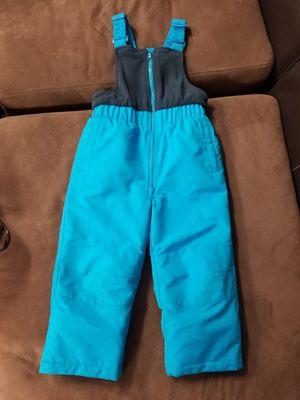Kids winter snow pants overalls bibs for Sale in Romeoville, IL