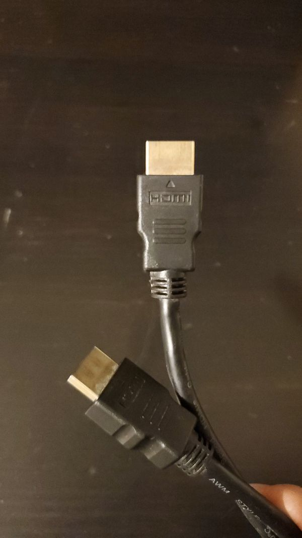 Awm hidmi 6 ft cable