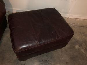 Burgundy sofa set $250 !! for Sale in Lilburn, GA