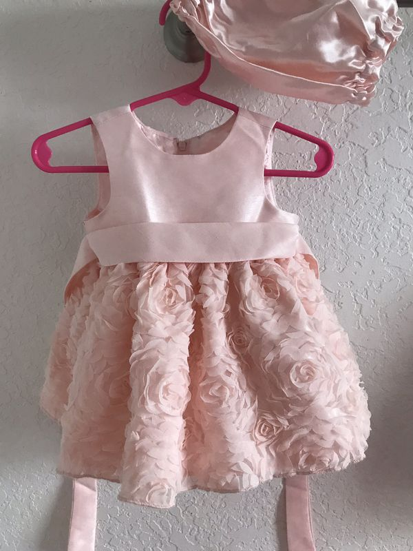 Infant dress w bloomers