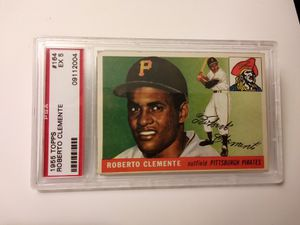 Roberto Clemente Rookie Card for Sale in Montclair, CA