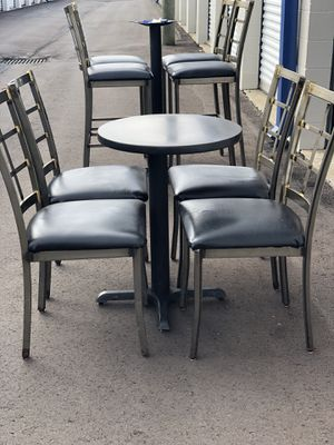 Metal Cocktail Tables & Chairs for Sale in Nashville, TN