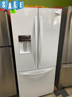 🌟🌟Bottom Freezer Refrigerator Fridge Whirlpool French Door 3-Door #1394🌟🌟 for Sale in Sanford, FL