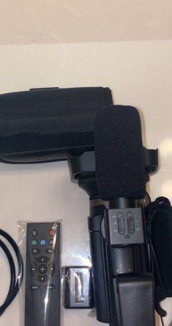 4K Video Camera for Sale in McKinney,  TX