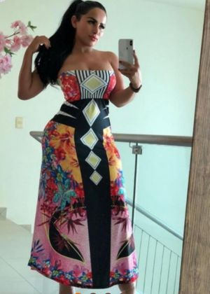 Halter maxi dress for Sale in Baltimore, MD