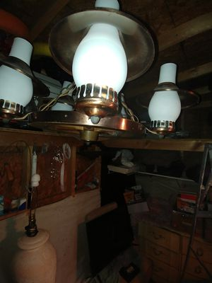 Dining room ceiling light fixture for Sale in Lake Wales, FL
