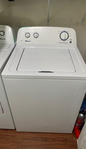 Laundry washer and dryer for Sale in Denton, TX