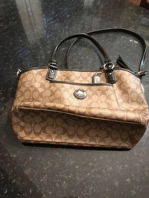 Coach purse for Sale in Crofton, MD