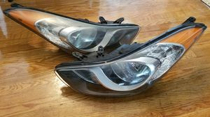 Hyundai Elantra 11-13 lights for Sale in Philadelphia, PA