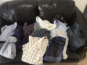 17 shirts , check details below for Sale in Washington, DC