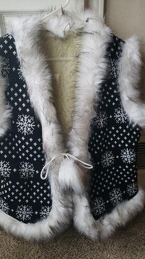 Fur vest for Sale in Ontarioville, IL