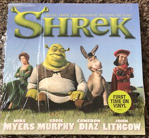 Shrek Soundtrack On Vinyl for Sale in Rancho Cucamonga, CA