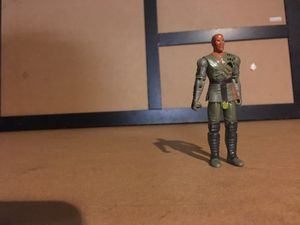 Small G. I. Joe Action Figure Toy for Sale in Houston, TX