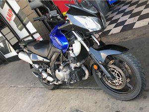 Suzuki DL1200 needs engine work for Sale in West Hollywood, CA