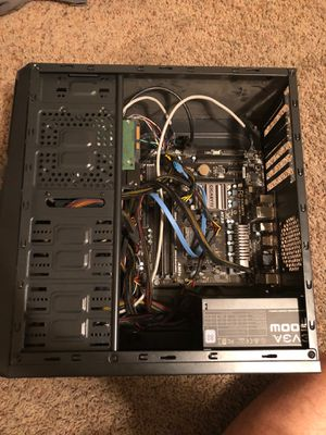 Old Gaming Computer for Sale in Glendale, AZ