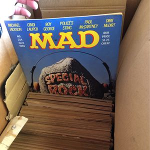Mad Magazine Almost Complete Colection for Sale in Concord, CA