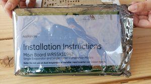 Refrigerator Main Control Board NEW WR55X10942 for Sale in Sacramento, CA