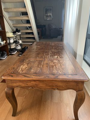 Long Coffee table for Sale in San Mateo, CA