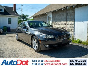 2013 BMW 5 Series for Sale in Sykesville, MD