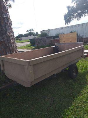 Home make trailer for Sale in Fort Pierce, FL
