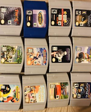 N64 for Sale in National City, CA