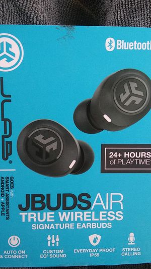 J-lab audio/ JBuds Air True wireless signature earbuds for Sale in Austin, TX