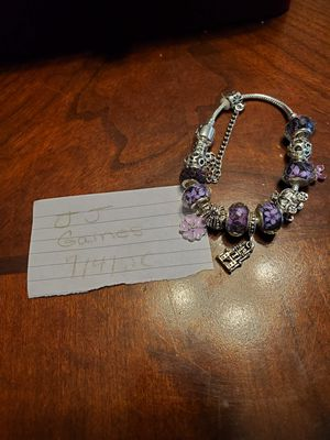 Cinderella Castle & Carriage Charm Bracelet for Sale in Hiram, GA