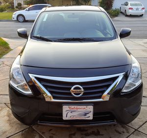 2015 black Nissan Versa $6800 runs great!!! for Sale in Norwalk, CA