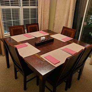 Dining room wood table for Sale in Centreville, VA