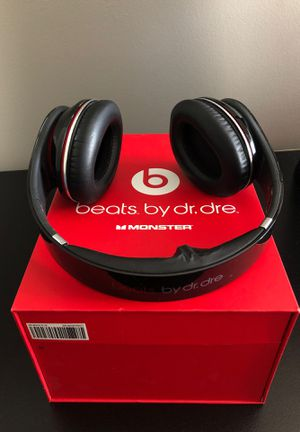 Beats headphones by Dre for Sale in Noblesville, IN