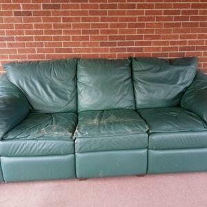 Reclining Couch for Sale in Warren, MI