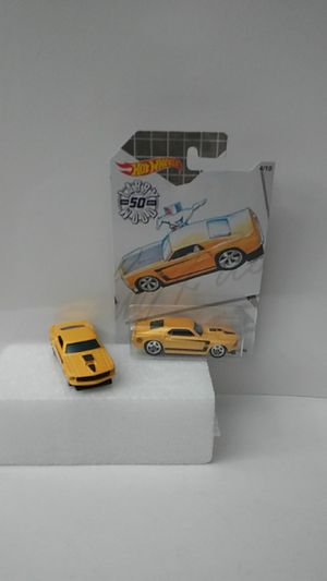 Hotwheels Larry Wood 50th '69 Ford Mustang (210267) for Sale in Pompano Beach, FL
