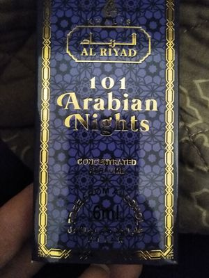 101 Arabian Nights Perfume for Sale in Sacramento, CA