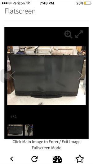 "82"" Mitsubishi 3D dlp cinematic tv! Better picture than 4K Rare for Sale in Marksville, LA"