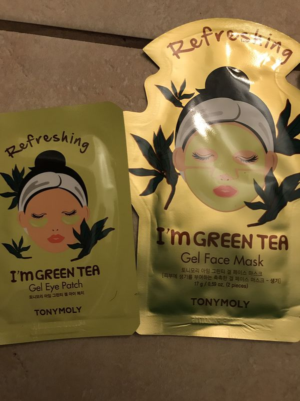 Face mask & eye mask
