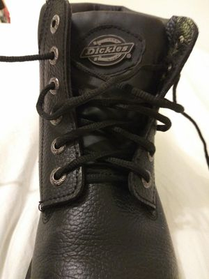 Mens Work Boots - Dickies 10.5 for Sale in Clementon, NJ
