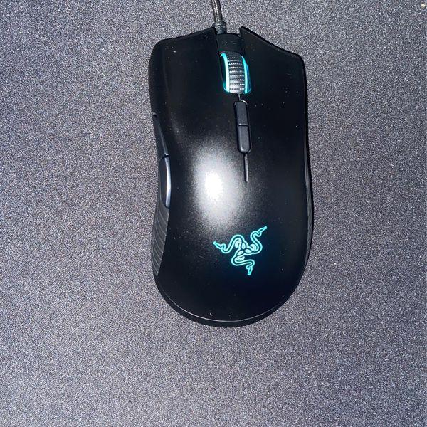 Razor Mamba Gaming Mouse