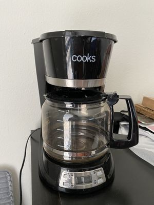 12 Cup Coffee Maker for Sale in San Antonio, TX
