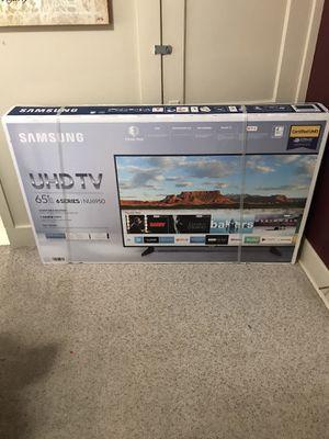Brand New 65 inch Samsung 4K UHD TV for Sale in Lansing, MI