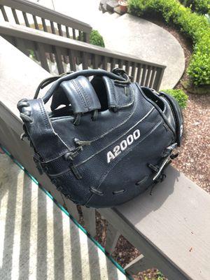 Wilson A2000 softball 1st base glove for Sale in Gresham, OR