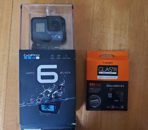 GoPro Hero 6 Black for Sale in Dallas, TX