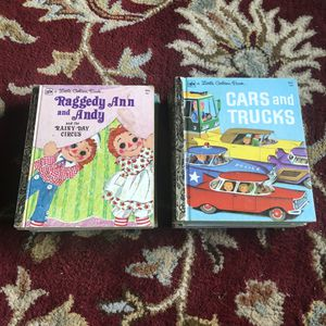 Vintage golden books collection for Sale in Monroe, WA