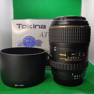 TOKINA 100MM F2.8 BEST MICRO LENS FOR NIKON for Sale in Los Angeles, CA