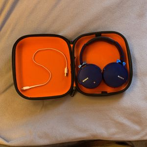 Sony MDR-XB950BT Headphones for Sale in Manassas, VA