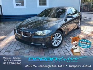 2015 BMW 5 Series for Sale in Tampa, FL
