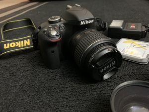 Nikon Camera D3300 Bundle for Sale in Tucson, AZ
