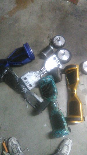 hoverboard bodies and motors for Sale in Tulare, CA